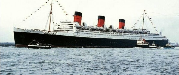 haunted queen mary oceanliner hotel